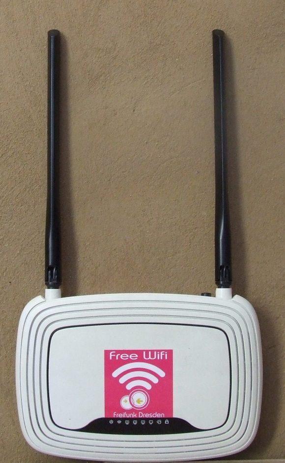 Freifunk Router